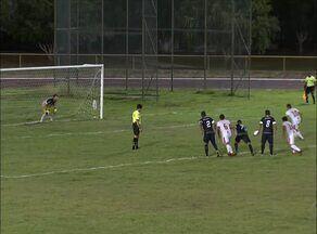 Palmas perde e Tocantinópolis empata na disputa da Série D - Palmas perde e Tocantinópolis empata na disputa da Série D