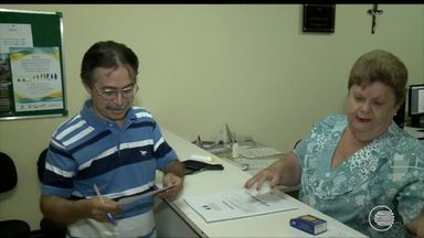 Aos 57 anos, Walber é o mais velho aluno a ingressar no curso de medicina da UFPI - Aos 57 anos, Walber é o mais velho aluno a ingressar no curso de medicina da UFPI