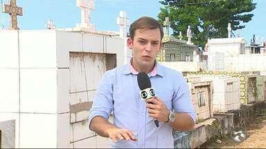 Morato é sepultado em cemitério na Mata Sul de Pernambuco - Ele foi enterrado em um jazigo da família no município de Barreiros.
