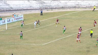 Campinense vence o Fluminense de Feira de Santana o Sousa vence Galícia e Botafogo empata - Veja como foram as partidas.