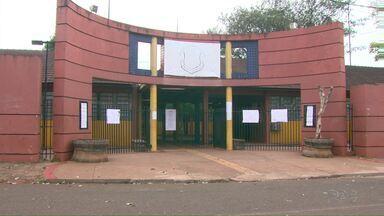 Com reforço na segurança, colégio Ipê Roxo deve reabrir amanhã - Patrulha escolar e polícia civil estão investigando os atentados.
