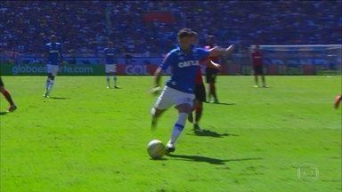 GE 10: Confira os lances marcantes da 13ª rodada do Campeonato Brasileiro - Passe de Riascos, golaço de Arrascaeta foi a jogada número 1 desta rodada.