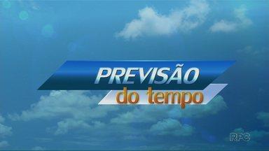 Último dia de sol na região, segundo meteorologia - Previsão é de chuva para quarta-feira e geada na quinta.