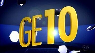 GE 10: veja as melhores jogadas da ultima rodada do Brasileirão - GE 10: veja as melhores jogadas da ultima rodada do Brasileirão
