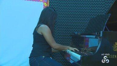 Escola de música Walkiria Lima disponibiliza 250 vagas para o segundo semestre, em Macapá - As inscrições centro de música Walkiria Lima já começaram. São vagas para aprender a tocar 9 instrumentos.