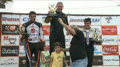 São Luís recebe a quarta etapa do Campeonato Maranhense de kart - Disputa alterou a classificação geral da temporada