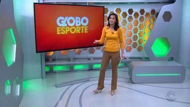 Globo Esporte RS - Bloco 1 - 05/07 - Assista ao primeiro bloco do Globo Esporte RS desta terça (5).