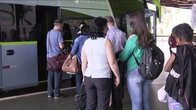 Veja porque londrinenses estão preferindo o ônibus aos voos na hora de viajar - O percurso é feito em mais tempo, mas nos ônibus leito o conforto é maior do que nos aviões.