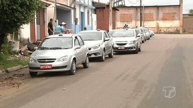 Aferição dos taxímetros está sendo feita em Santarém - Procedimento anual é obrigatório para a categoria.