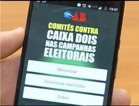 Aplicativo criado em Montes Claros visa ajudar o combate à corrupção eleitoral - Projeto foi criado por um advogado e ganhou apoio da OAB Minas Gerais.