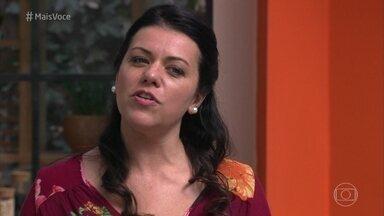 Janaina Rueda avalia os pratos de feijão - Chef aprova o prato da dupla Fernanda Venturini e André Gonçalves, mas critica os demais