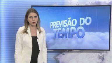 Confira a previsão do tempo para quarta-feira (6) na região de Ribeirão Preto - Meteorologistas prevêem temperatura máxima de 30ºC.