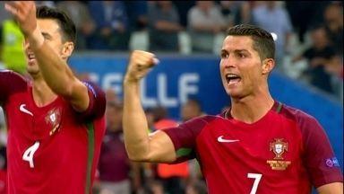 Companheiros no Real Madrid, Cristiano Ronaldo e Bale se enfrentam na Eurocopa - Companheiros no Real Madrid, Cristiano Ronaldo e Bale se enfrentam na Eurocopa