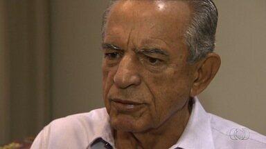 Iris Rezende anuncia o fim da carreira política - Político garante que não disputará a Prefeitura de Goiânia.