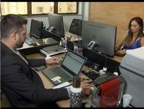 Cresce número de escritórios compartilhados em Minas - Home office é tendência e ajuda na redução de custos.