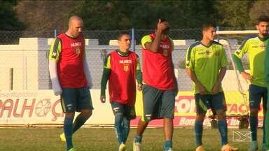 Sampaio encara o Figueirense, pela Copa do Brasil - Tricolor precisa marcar, pelo menos, dois gols para brigar pela classificação