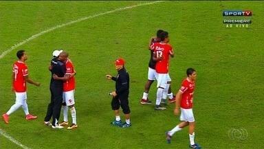 Vila Nova vence o Bahia pela primeira vez em Salvador - Tigre bate o Tricolor por 1 a 0 na Arena Fonte Nova
