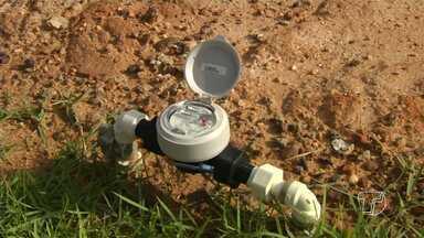 Começa instalação de hidrômetros nas casas do Residencial Salvação - Somente depois que todas as casas receberem esses equipamentos é que a Cosanpa vai gerenciar o serviço.