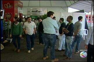 Fenacampo começa nesta quarta-feira em São Gotardo - Evento reúne produtores rurais, fornecedores e agentes do agronegócio.Festa acontece de quarta-feira (6) até sexta-feira (8).