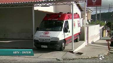 Secretaria de Saúde de PE fala sobre funcionamento das ambulâncias do Samu - De acordo com o órgão, três veículos estão funcionando normalmente.