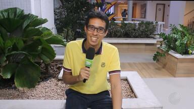 Globoesporte.com/ba transmite jogo do Vitória em tempo real nesta quarta (6) - Saiba como acompanhar os lances da partida pela internet.