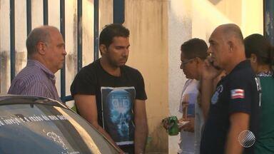 Noivo de professora assassinada em Riachão do Jacuípe é preso - Segundo a polícia, ele é suspeito de envolvimento com o crime.