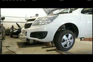 Oficinas mecânicas esperam aumento no movimento durante o mês de férias - Revisão no veículo é indispensável antes de pegar a estrada.
