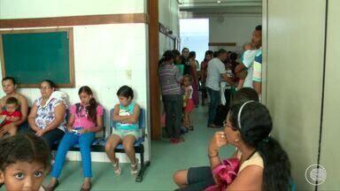 Médicos da rede estadual paralisam atividades pela segunda vez em 15 dias - Médicos da rede estadual paralisam atividades pela segunda vez em 15 dias