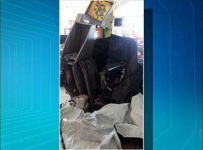 Criminosos atacam segundo caixa eletrônico em sete dias no Tocantins - Criminosos atacam segundo caixa eletrônico em sete dias no Tocantins