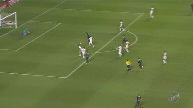 São Paulo perde para o Atlético Nacional pela Libertadores - Confira como foram os dois gols da equipe colombiana.