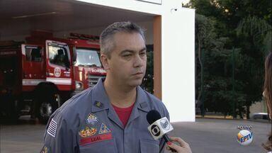 Corpo de Bombeiros incentiva a doação de sangue na região de Ribeirão Preto - Campanha anual 'Bombeiro Sangue Bom' ocorre durante o mês de julho.