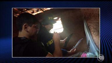 Polícia Civil e PRF realizam operação na cidade de Lagoa Alegre - Polícia Civil e PRF realizam operação na cidade de Lagoa Alegre