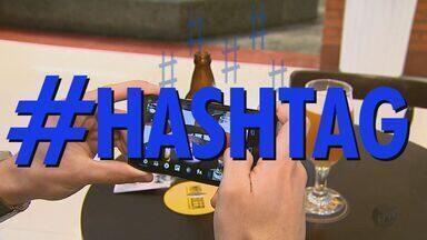 'Toque Tec': hashtags são destaque nas postagens e já renderam prêmios a internautas - 'Toque Tec': hashtags são destaque nas postagens e já renderam prêmios a internautas