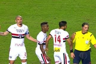 São Paulo perde para Atlético Nacional - Time complicou sua situação na Libertadores.