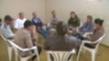 Aumenta a procura por ajuda no Centro de Atenção Psicossocial em Ribeirão Preto - O crescimento chegou a mais de 20%. O CAPS oferece serviço específico às pessoas dependentes de álcool e drogas.