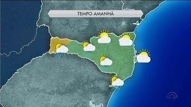 Temperaturas sobem ao longo deste domingo (10) em Santa Catarina - Temperaturas sobem ao longo deste domingo (10) em Santa Catarina