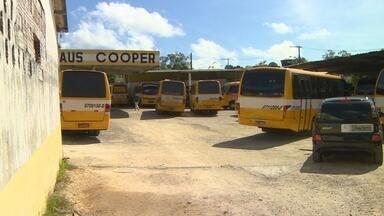 Sede de cooperativa de transporte alternativo é invadida por homens armados - Fato ocorreu nesta segunda-feira (11).
