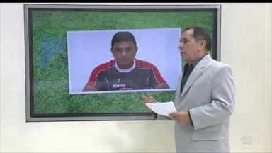 Técnico Flávio Araújo é demitido do Cuiabá e não enfrenta o River-PI - Técnico Flávio Araújo é demitido do Cuiabá e não enfrenta o River-PI