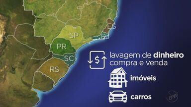 PF prende 5 por tráfico e lavagem de dinheiro em Ribeirão Preto, SP - Suspeitos trabalhavam para dois irmãos que usavam revendedoras de carros de luxo para fazer circular o dinheiro que vinha do crime.
