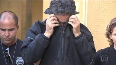 Justiça do Paraná aceita denúncia contra o ex-BBB Laércio de Moura - Laércio foi acusado pelo Ministério Público Estadual pelos crimes de estupro de vulnerável e tráfico de drogas. Ele está preso em Curitiba há quase dois meses.