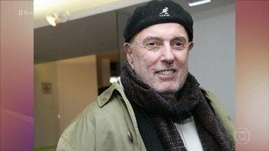 'Encontro' lamenta a morte de Hector Babenco - Premiado diretor sofreu uma parada cardíaca nesta quarta, 12/07