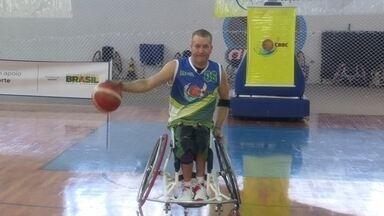 Atrás da medalha: Erick Epaminondas - Conheça a história do jogador de basquete em cadeira de rodas
