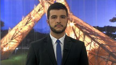 Confira os destaques do JA 2ª edição desta quinta-feira (14) - Entre os principais assuntos está a prisão de suspeito de matar prefeito e primeira dama de Matrinchã, em Goiás.