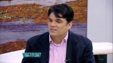 Agronegócio puxa para cima balança comercial de MS - Especialista fala sobre o assunto em entrevista ao Bom Dia MS.