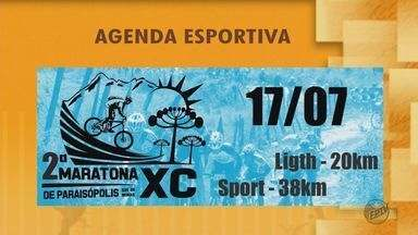 Confira a 'Agenda Esportiva' para este fim de semana no Sul de Minas - Confira a 'Agenda Esportiva' para este fim de semana no Sul de Minas
