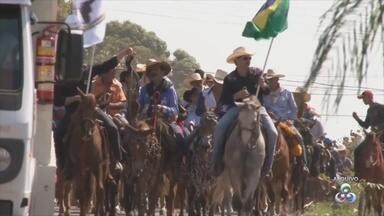 Termo de Conduta é firmado para realizar cavalgada em Cacoal - Ministério Público e outros órgãos colaboraram para ao acordo.