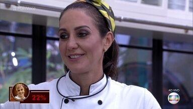 Fernanda Venturini deixa o Super Chef Celebridades - Rodrigo Minotauro se salva em sua terceira panela de pressão