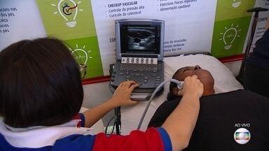 Bem Estar Global chega a Salvador e destaca cuidados com os olhos - O Bem Estar está na Bahia com 20 tendas para prestação de serviços e 20 especialidades médicas.
