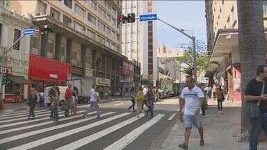 Região de Campinas terá revezamento da Tocha Olímpica - O revezamento vai começar na quarta-feira (20), às 11h, em Limeira. Está é a segunda vez que a tocha, que esta circulando por todo país, vai estar em São Paulo.