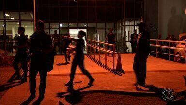 Ministério Público faz operação para cumprir mandados em Resende, RJ - Ação cumpriu seis mandados de busca apreensão e de prisão do ex-presidente da Câmara Municipal, Jeremias Casemiro, o Mirim.